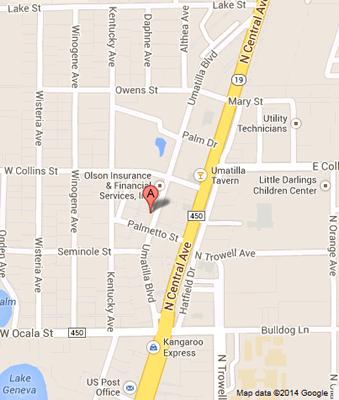 Umatilla Chiropractic - Google Maps